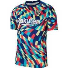 Load image into Gallery viewer, Men's Nike FC Barcelona Pre-Match Top