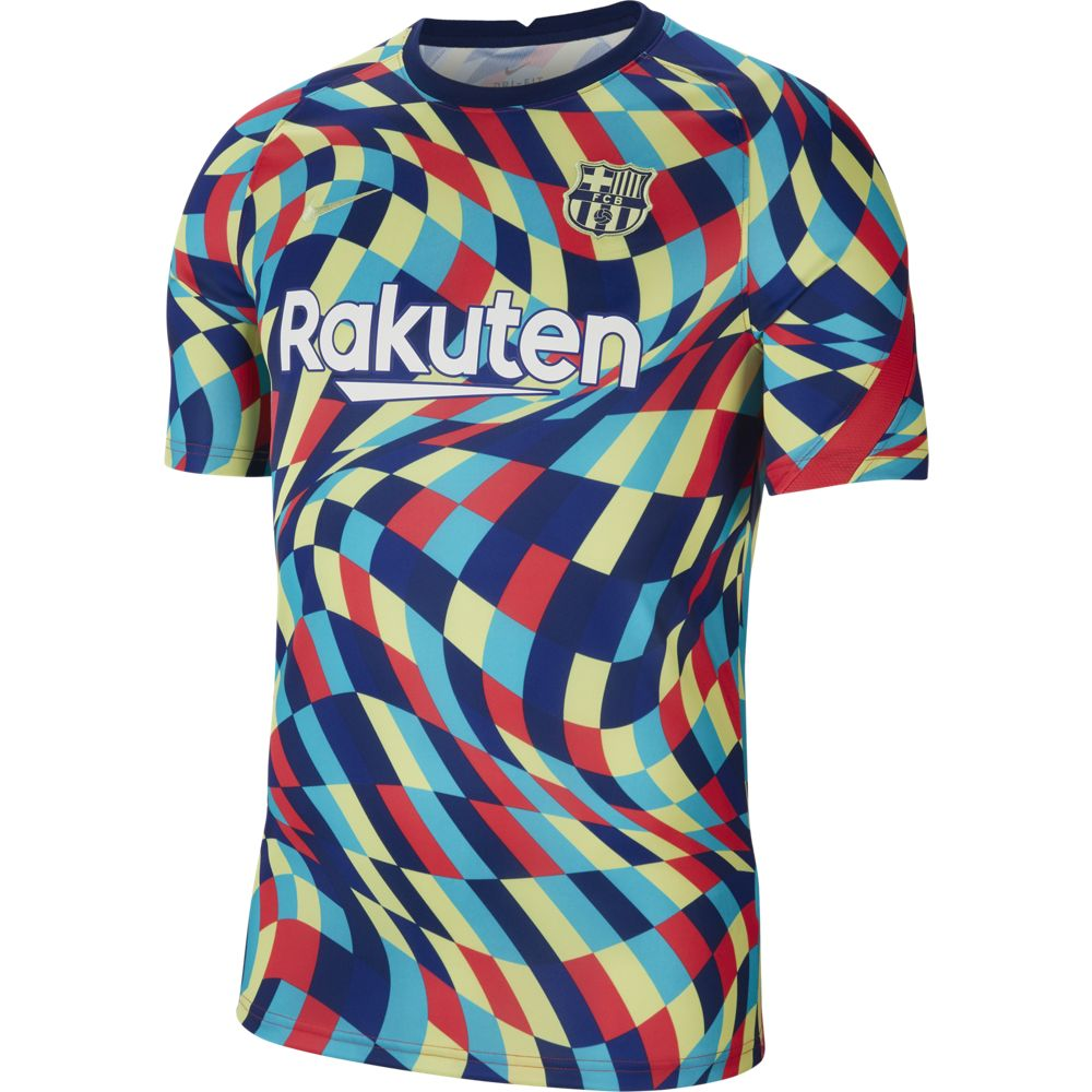 Men's Nike FC Barcelona Pre-Match Top