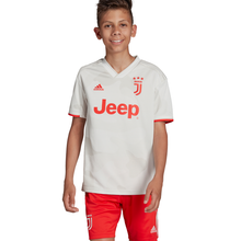 Load image into Gallery viewer, Youth adidas Juventus Away Jersey 19/20