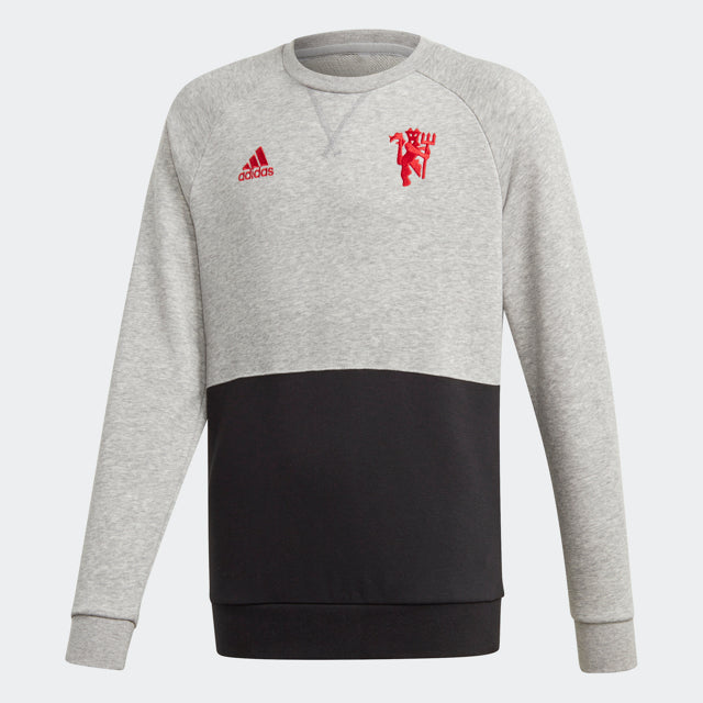 Kid's Manchester United Crew Sweater