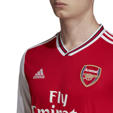 Load image into Gallery viewer, Men's Arsenal Home Jersey Long sleeve 2019/20
