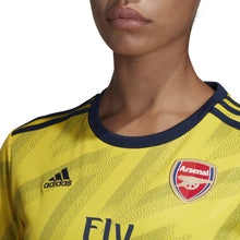 Load image into Gallery viewer, Women's Arsenal Away Jersey 2019/20
