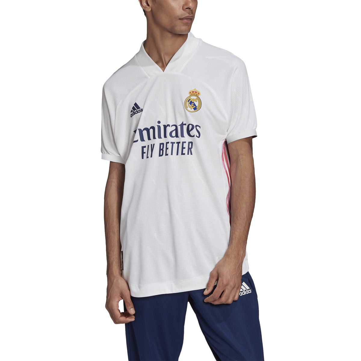 Men's adidas Real Madrid Authentic Home Jersey 20/21