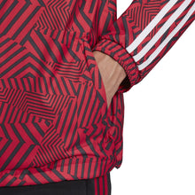 Load image into Gallery viewer, Men's adidas Manchester United Windbreaker