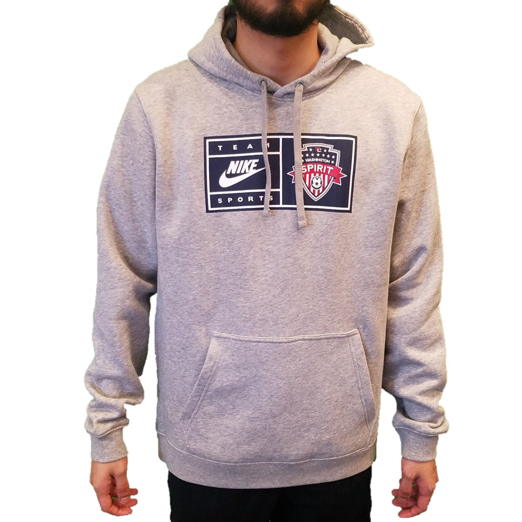 Men's Washington Spirit Club Fleece Hoody