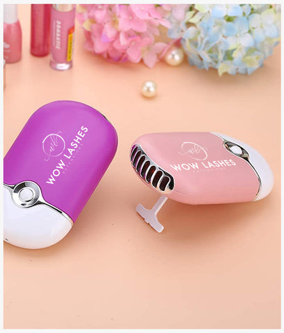 Tongping USB Mini Fan Air Conditioning Blower for Eyelash Extension