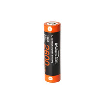 Load image into Gallery viewer, Magicshine 18650 Lithium Battery Cell 2600mAh MAS18-2600