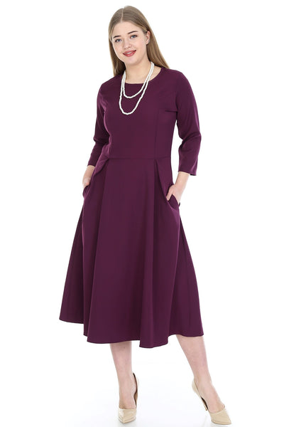 Women's Oversize Pocketed Dress