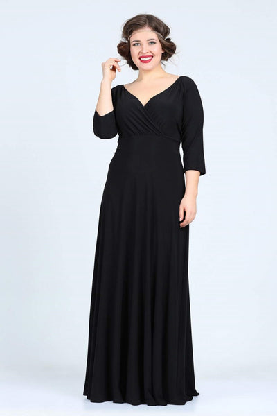 Women's Oversize Stylish Evening Dress