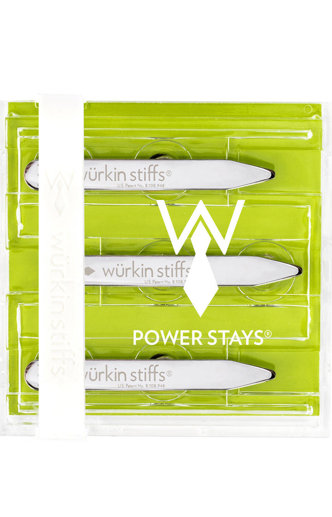 "Wurkin Stiffs Power Stays 2.5"", 6PCS"