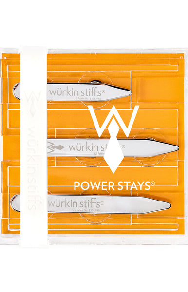 Wurkin Stiffs Power Stays Asst Lengths, 6PCS