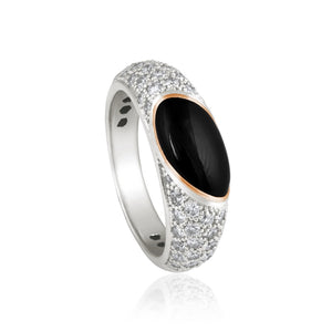 Graceful Diamond Ring