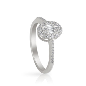 Ceres Diamond Ring