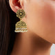 Gorgeous Gold Jhumka