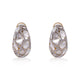 Polki Diamond Earring