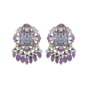 Nuvo Polki Earrings