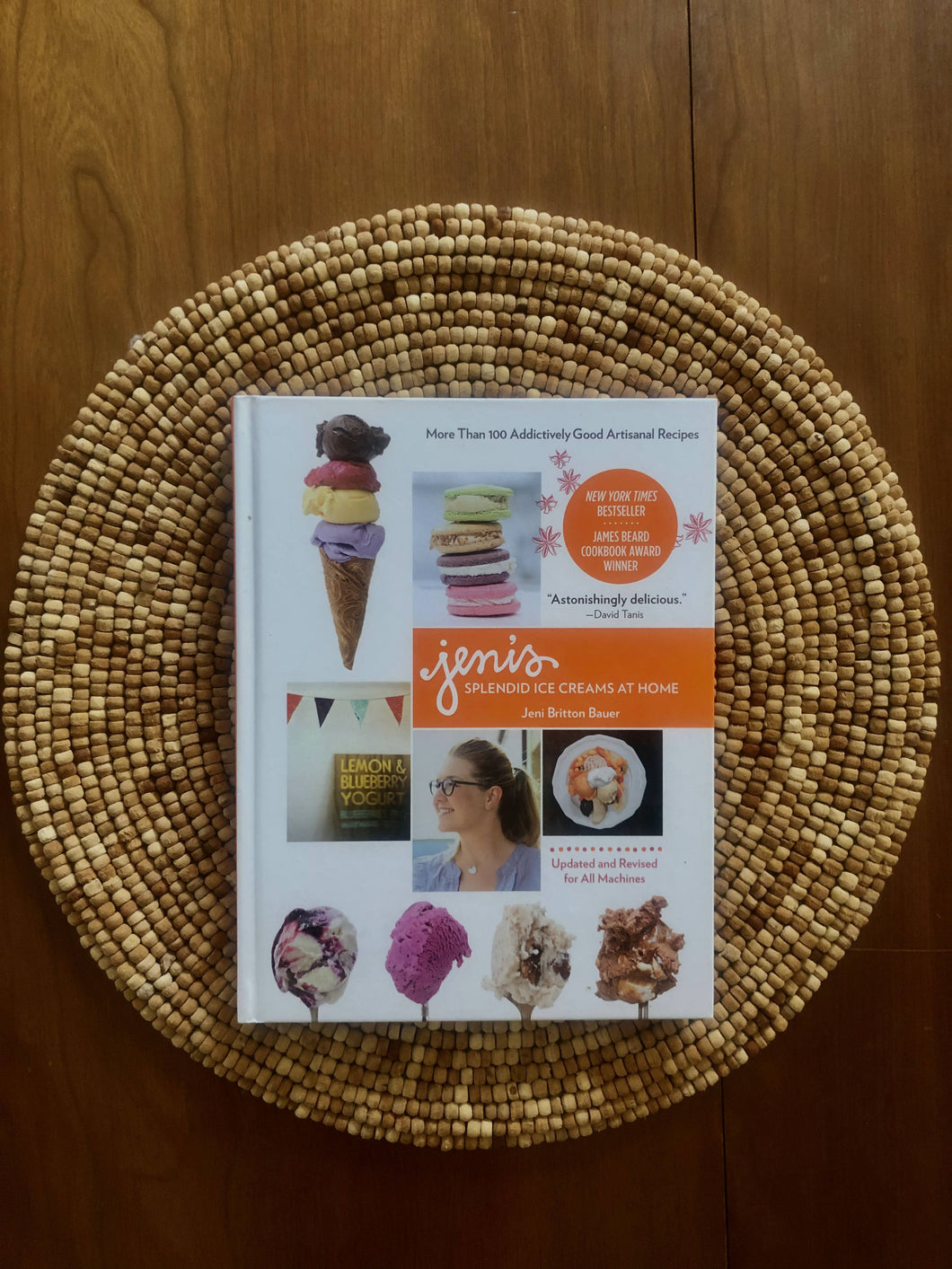 Jeni's Splendid Ice Creams at Home by Jeni Britton Bauer