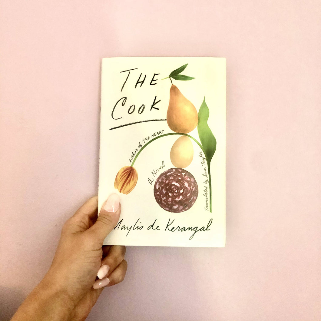 The Cook by Maylis de Kerangal