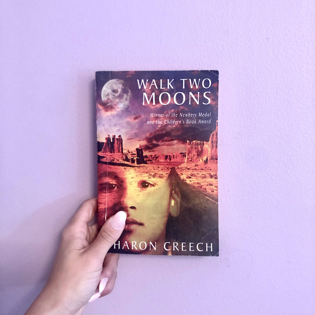Walk Two Moons by Haron Creech