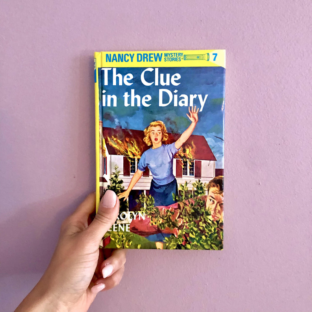 Nancy Drew: The Clue in the Diary by Carolyn Keene