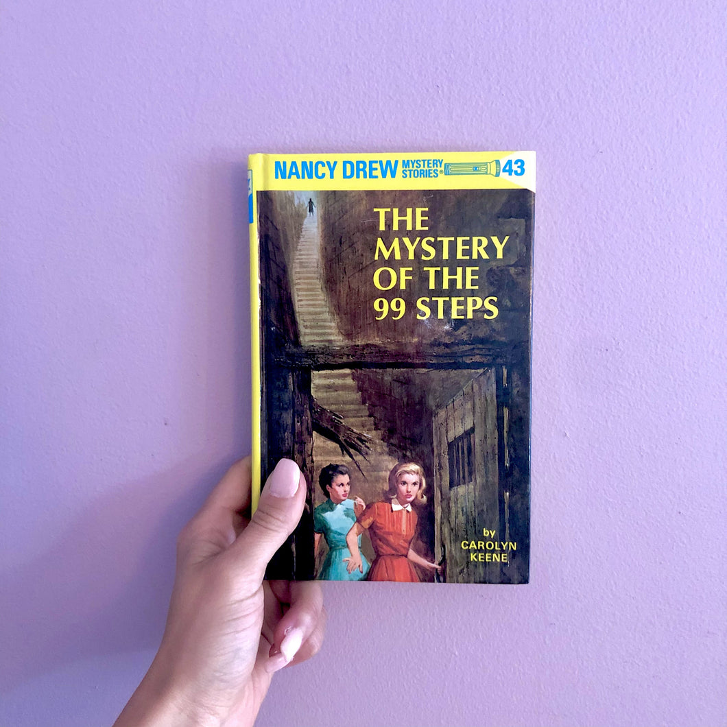 Nancy Drew: The Mystery of the 99 Steps by Carolyn Keene