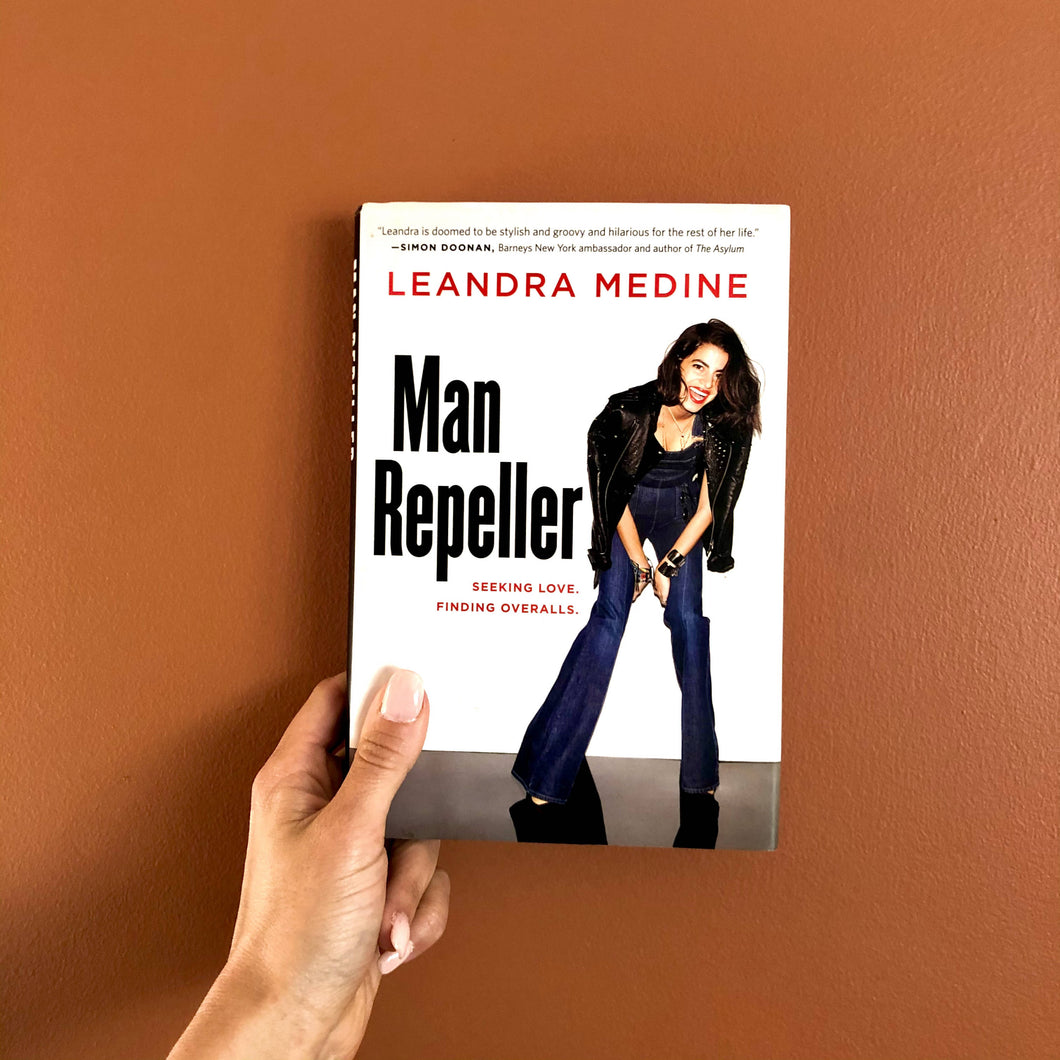 Man Repeller: Seeking Love. Finding Overalls by Leandra Medine