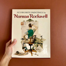 Load image into Gallery viewer, 102 Favorite Paintings by Norman Rockwell