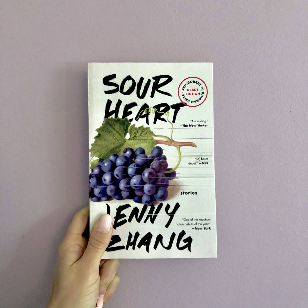 Sour Heart: Stories by Jenny Zhang