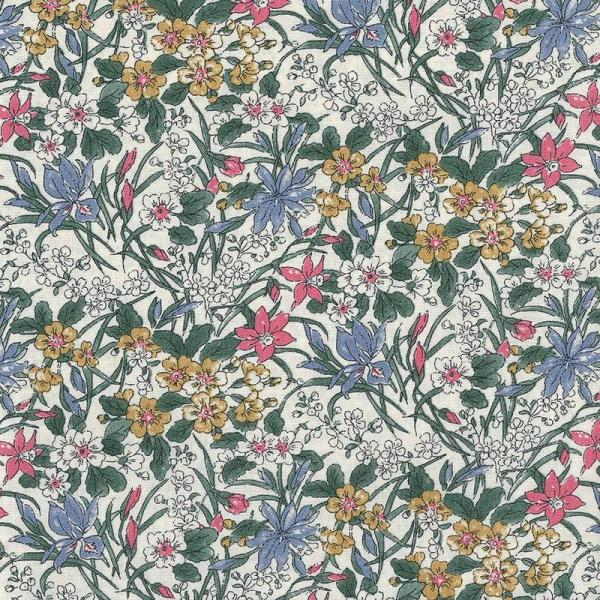 English Garden Ricardo - Liberty of London Fabric