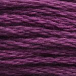 DMC Stranded Cotton - Purples