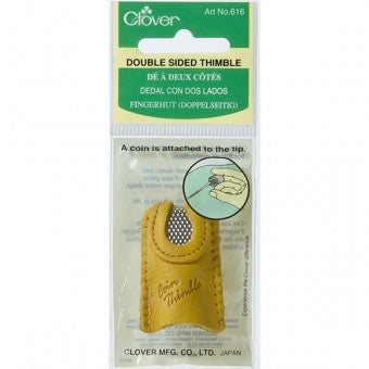 Clover Double Sided Thimble