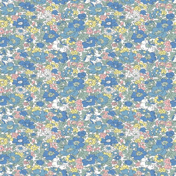 Flower Show Cosmos Bloom - Liberty of London Fabric