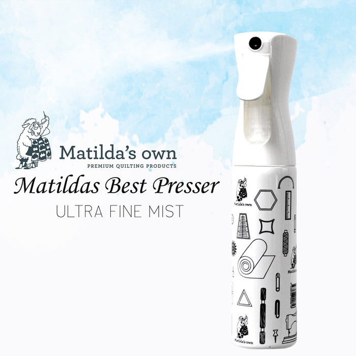Matilda's own  Best Presser Ultra Fine Mist Bottle