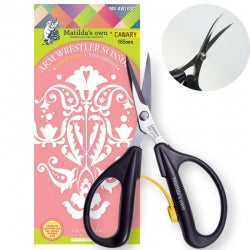Matilda's Own Arm Wrestler Scissors  - Curved Blade