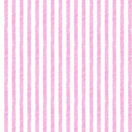 Honey Bunny Palette Stripe - Pink