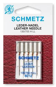 Schmetz Leather needle