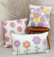 Tied with a Ribbon Designs - Hexology Cushion Trio