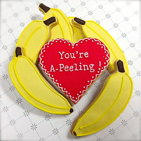 You're A-Peeling Cookie Gift Box