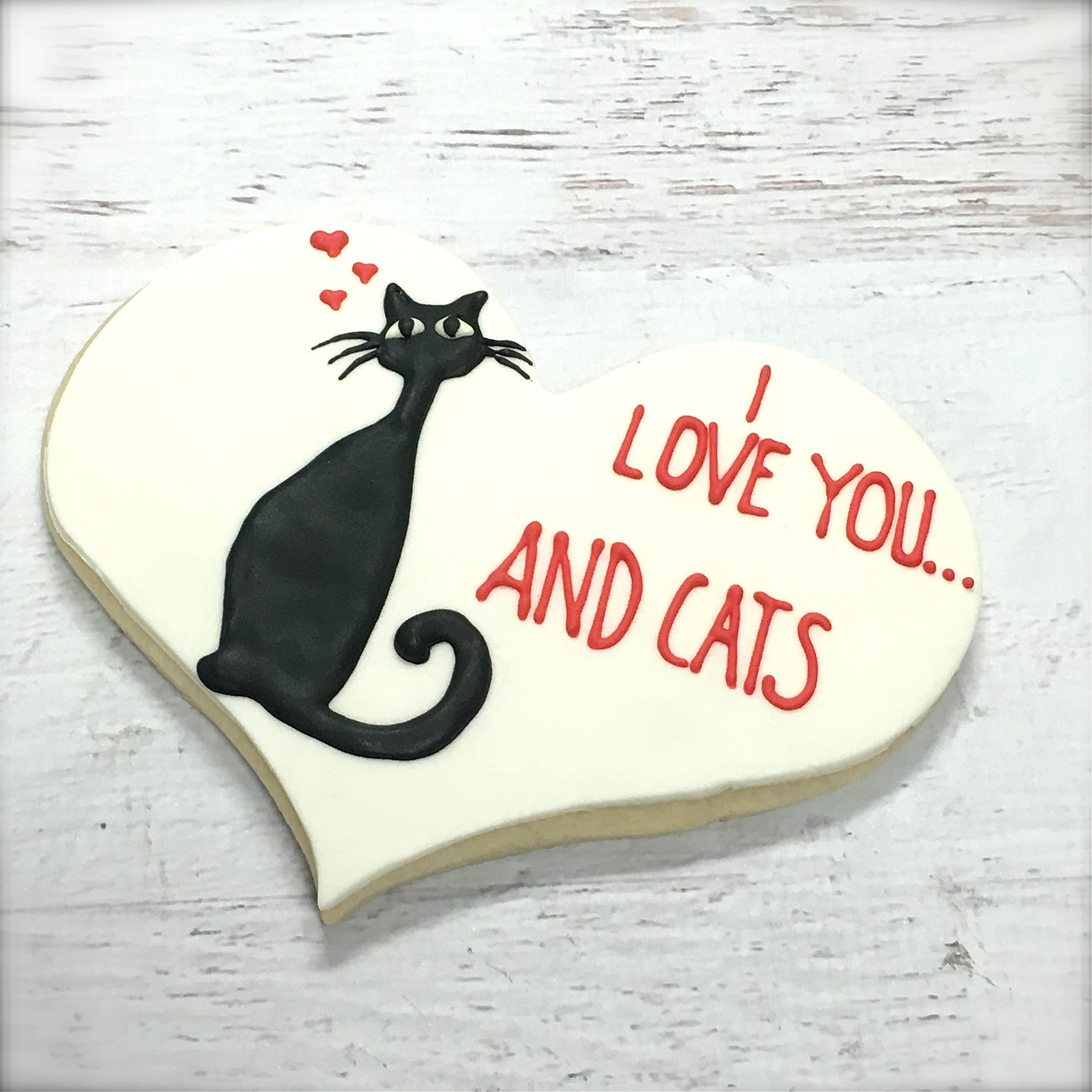 You and Cats! Cookie Favor
