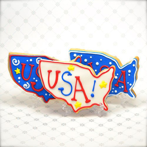 USA America Cookie
