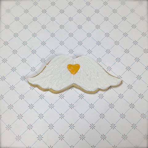 Angel Wings Cookie Favor