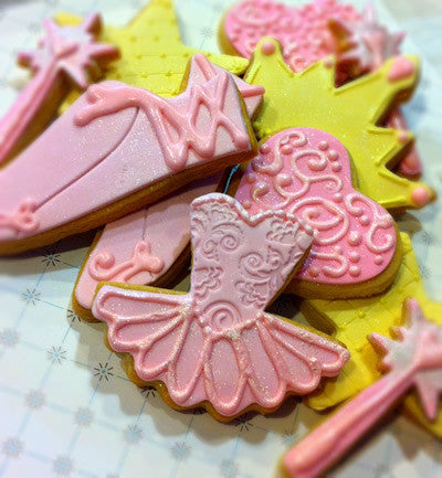 Ballerina Tutu Cookie Favor