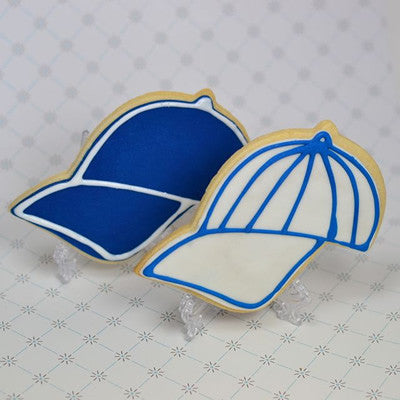 Baseball Cap Cookie Favor