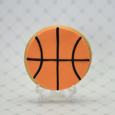 Basketball Cookie Favor