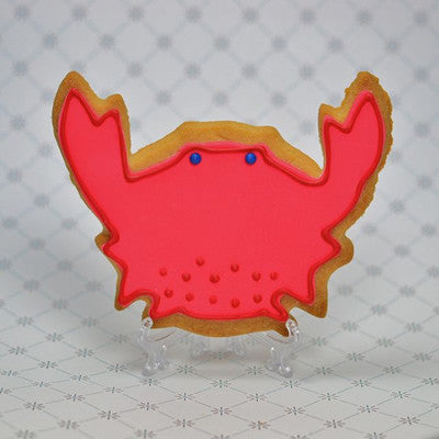 Big Crab Cookie Favor