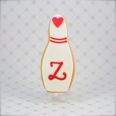 Bowling Pin Cookie