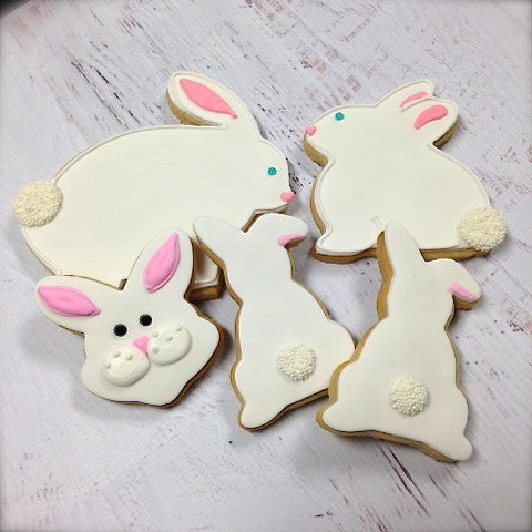 Gift boxes the sugar chic easter bunny gift box negle Choice Image