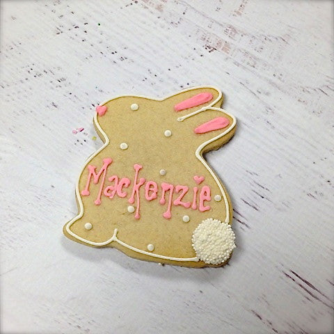 Bunny Naked (small) Cookie Favor