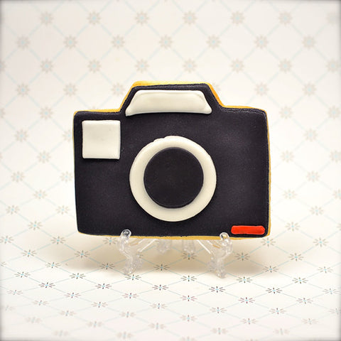 Camera Cookie Favor