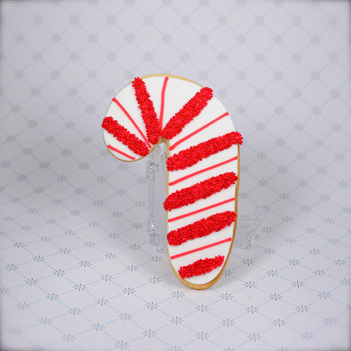 Candy Cane (Chunky) Cookie Favor*